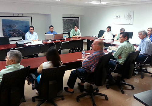 Works for recertification of API Puerto Vallarta as Clean Industry